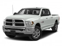 New, 2018 Ram 2500 Big Horn, White, DJ401-1