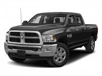 New, 2018 Ram 2500 Big Horn, Black, DJ400-1