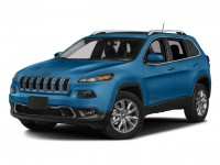 New, 2018 Jeep Cherokee Limited 4x4, Blue, 18820-1
