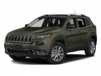 New, 2018 Jeep Cherokee Limited 4x4, Green, 18805-1