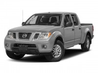 New, 2018 Nissan Frontier Crew Cab 4x4 SV V6 Auto Long Bed, Silver, N180212-1