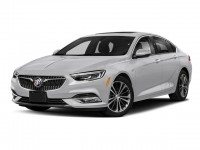 New, 2018 Buick Regal Sportback Preferred II, Silver, 18B84-1