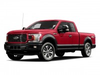 New, 2018 Ford F-150 XL, Gray, HA18894-1