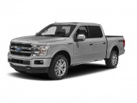 New, 2018 Ford F-150 Lariat, Silver, HA18537-1