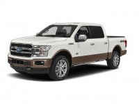 New, 2018 Ford F-150 Lariat, White, HA18629-1
