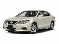 New, 2018 Nissan Altima 2.5 S Sedan, White, N180009-1