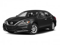New, 2018 Nissan Altima 2.5 SR Sedan, Black, N180020-1