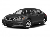 New, 2018 Nissan Altima 2.5 SR Sedan, Gray, N180018-1
