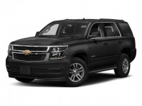 New, 2018 Chevrolet Tahoe 4WD 4-door LS, Black, 215236-1