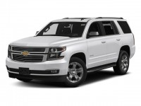 New, 2018 Chevrolet Tahoe Premier, White, 18C863-1