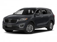 New, 2018 Kia Sorento LX V6, Gray, 18K270-1