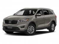 New, 2018 Kia Sorento LX V6, Gray, 18K273-1