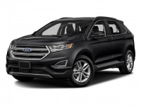 New, 2018 Ford Edge SEL AWD, Black, F18265-1
