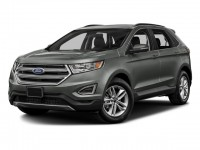 New, 2018 Ford Edge SEL AWD, Gray, F18266-1