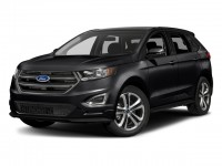 New, 2018 Ford Edge Sport AWD, Black, F18173-1