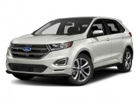 New, 2018 Ford Edge Sport, Black, B11038-1