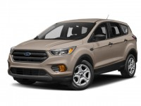 New, 2018 Ford Escape S FWD, Gold, F18465S-1