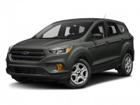 New, 2018 Ford Escape SE 4WD, Gray, F18435S-1