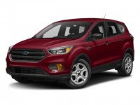 New, 2018 Ford Escape SE 4WD, Red, F18428-1