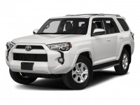 New, 2018 Toyota 4Runner SR5 4WD, Black, 00292919-1