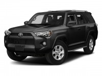New, 2018 Toyota 4Runner SR5 Premium 4WD, Black, 181327-1