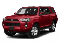 New, 2018 Toyota 4Runner SR5 Premium 4WD, Red, 181273-1