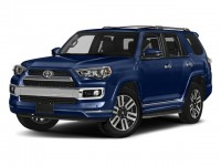 New, 2018 Toyota 4Runner Limited 4WD, Blue, 181236-1