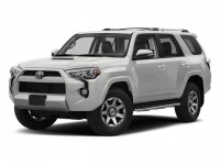 New, 2018 Toyota 4Runner TRD Off Road 4WD, Silver, 181244-1