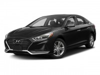 New, 2018 Hyundai Sonata Limited 2.4L SULEV, Black, 181879-1