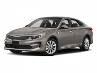 New, 2018 Kia Optima LX, Black, 18K287-1