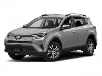 New, 2018 Toyota RAV4 LE AWD, Silver, 18961-1