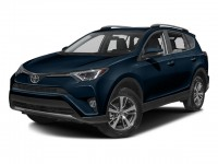New, 2018 Toyota RAV4 XLE AWD, Green, 181275-1