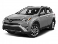 New, 2018 Toyota RAV4 Limited AWD, Silver, 18629-1