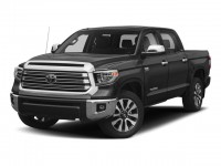 New, 2018 Toyota Tundra 4WD Platinum CrewMax 5.5' Bed 5.7L, Gray, 18618-1