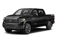 New, 2018 Toyota Tundra 4WD 1794 Edition CrewMax 5.5' Bed 5.7L, Black, 18617-1