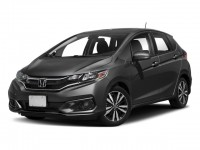 New, 2018 Honda Fit EX CVT, Gray, 180916-1
