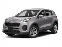 New, 2018 Kia Sportage LX, Blue, 18K289-1