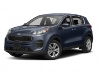 New, 2018 Kia Sportage LX, Blue, 18K193-1