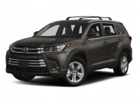 New, 2018 Toyota Highlander Limited Platinum V6 AWD, Gray, 18584-1