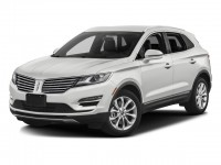 New, 2018 Lincoln MKC Select AWD, White, L18216-1