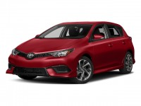 New, 2018 Toyota Corolla iM CVT, Red, 181088-1