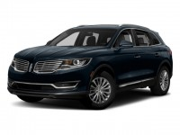 New, 2018 Lincoln MKX Reserve AWD, Blue, L18336-1