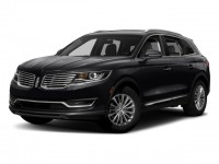 New, 2018 Lincoln MKX Reserve AWD, Black, L18351-1