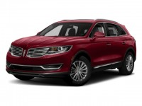 New, 2018 Lincoln MKX Reserve AWD, Red, L18387-1