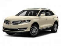 New, 2018 Lincoln MKX Reserve AWD, White, L18388-1