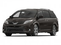 New, 2018 Toyota Sienna LE FWD 8-Passenger, Gray, 180926-1