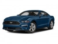 New, 2018 Ford Mustang EcoBoost, Blue, HTA19718-1