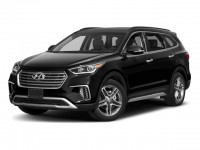 New, 2018 Hyundai Santa Fe SE Ultimate 3.3L Auto AWD, Blue, 18481-1