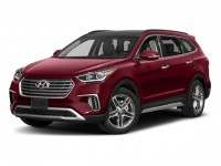 New, 2018 Hyundai Santa Fe SE Ultimate 3.3L Auto AWD, White, 18591-1