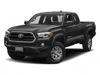 New, 2018 Toyota Tacoma SR5 Access Cab 6' Bed I4 4x4 AT, Gray, 18569-1